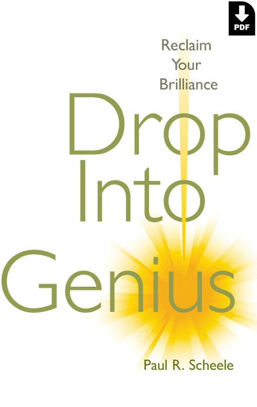 Drop Into Genius Digital PDF Book Download