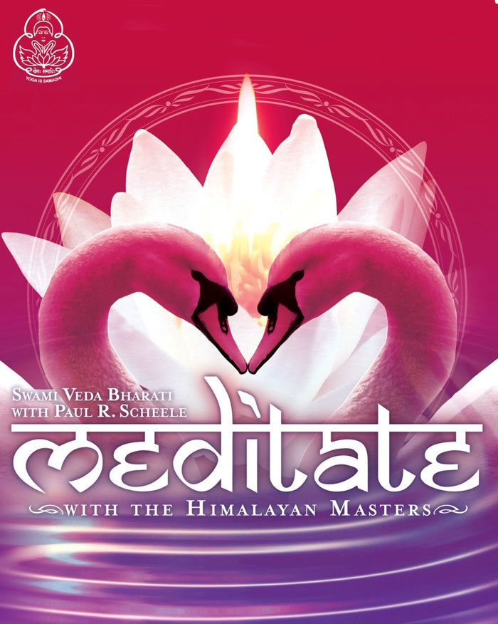 Meditate with the Himalayan Masters Home Course