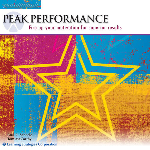 ​Peak Performance Paraliminal®