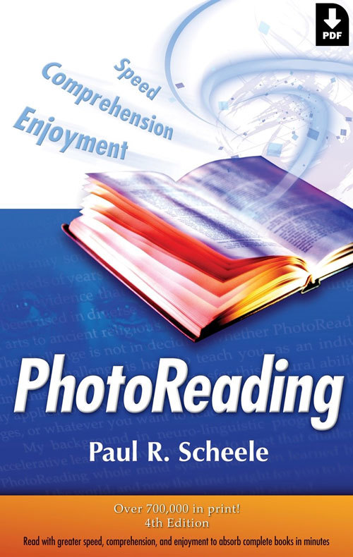 PhotoReading Digital PDF Book Download